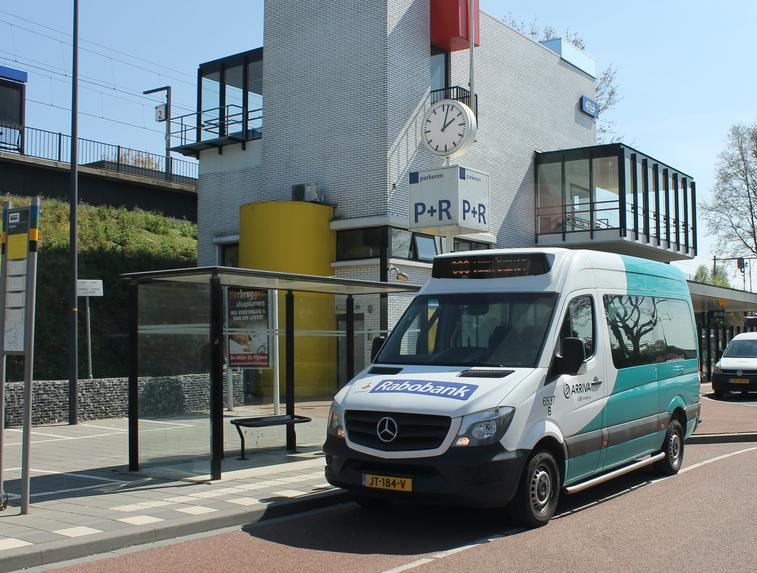 NS Station Zaltbommel